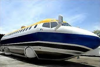 Stretchlimousine mieten Flugzeug ab USA