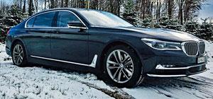 BMW 750 mieten