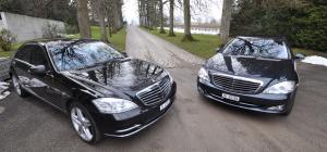 Mercedes VIP Limo Aarau