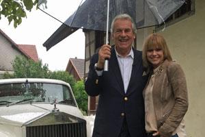 Pepe Lienhard und Francine Jordi