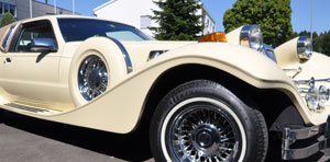 Limousine Selber fahren