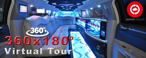 Stretch-Limo 360 Grad Tour