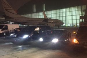 Privat Jet Gabon WEF 2016