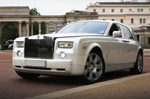 Rolls Royce mieten Zürich