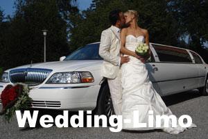 Hochzeits-Limousinen mieten