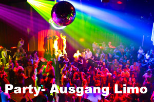 Party-Ausgangs-Limousine