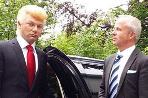 Donald Trump Double