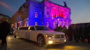Opernhaus Zürich mit der Stretchlimousine mieten