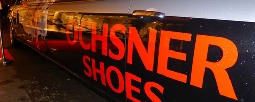 Ochsner Shoes Limo