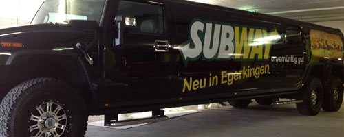 Subway Egerkingen