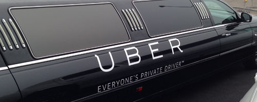 UBER Taxiservice