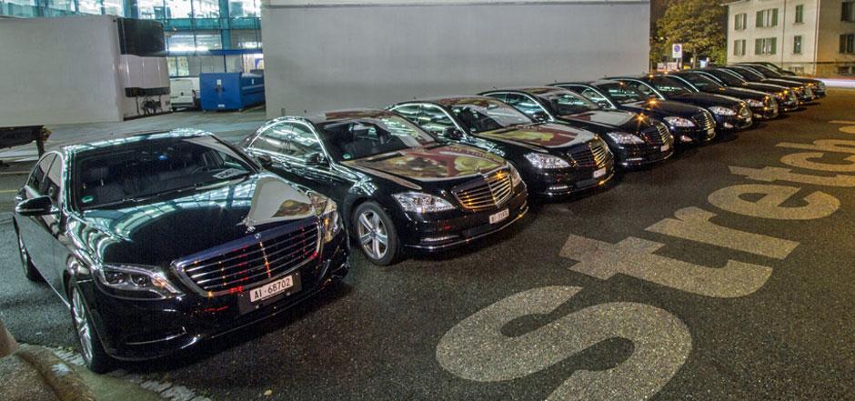 VIP-Limousinenservice-Airpo