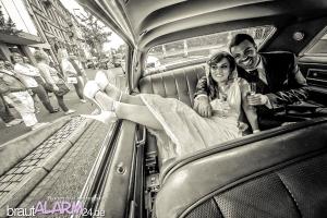 Cadillac mieten für die Hochzeit