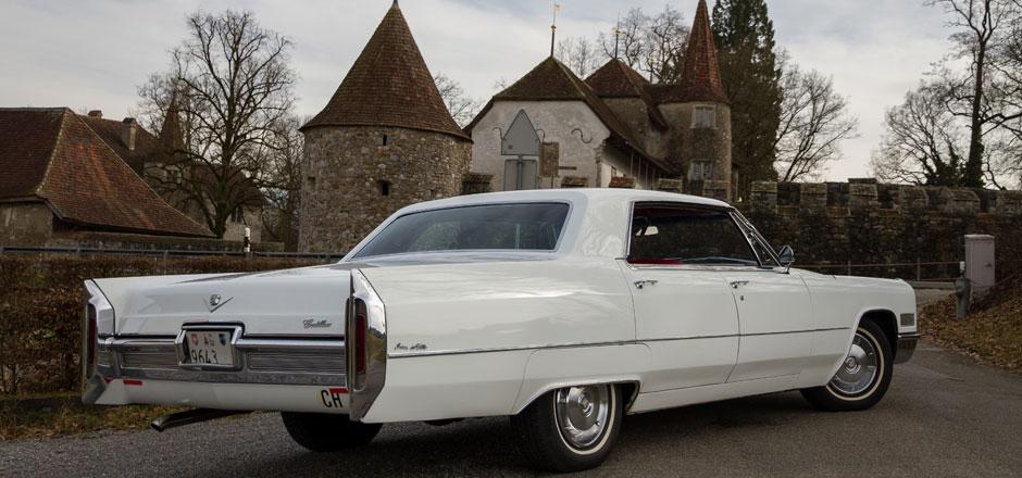 Cadillac-meiten