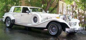 Excalibur mieten für Ihre Hochzeit, Einzigartiger und sehr seltener Wagen für Wedding
