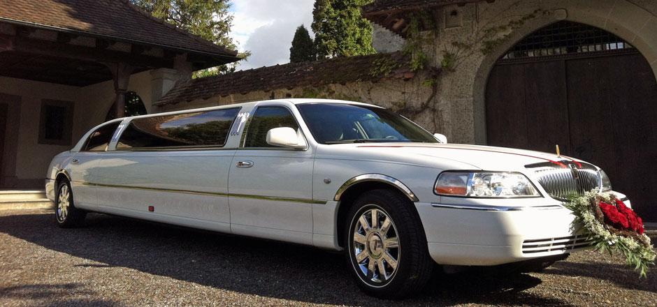 Hochzeit-limo-mieten
