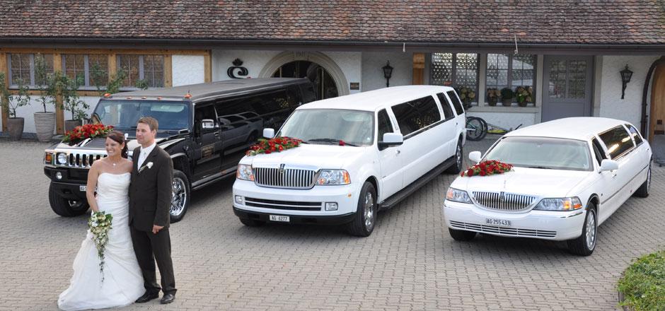 Limousinen mieten im Aargau