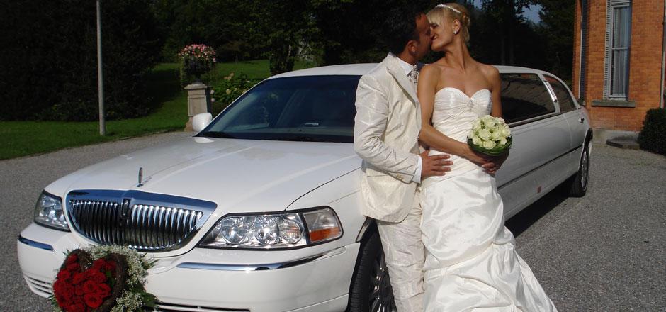 Hochzeitslimousinen mieten