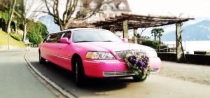 Limo Pink mieten
