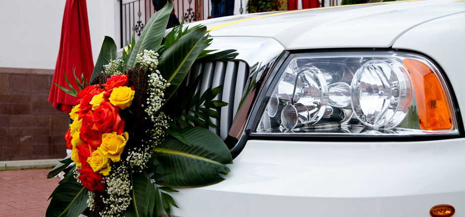 Hochzeits-Limousine-mieten