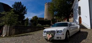 Stretch Hochzeitslimousinen mieten wohlen AG