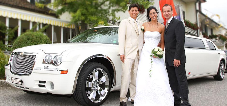 Chrysler Limo für Ihre hochzeit Mieten