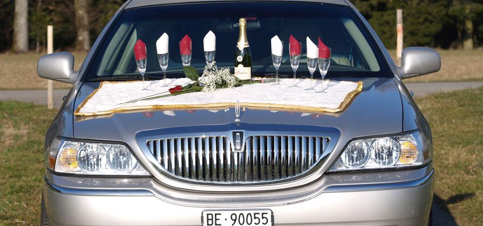Dubach Limousine mieten Auswil