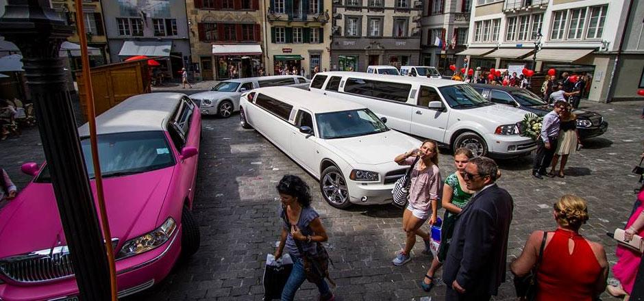 Limousine-mieten-Luzern-und
