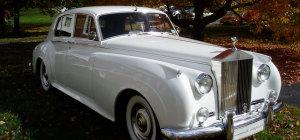 Rolls Royce mieten Oldtimer