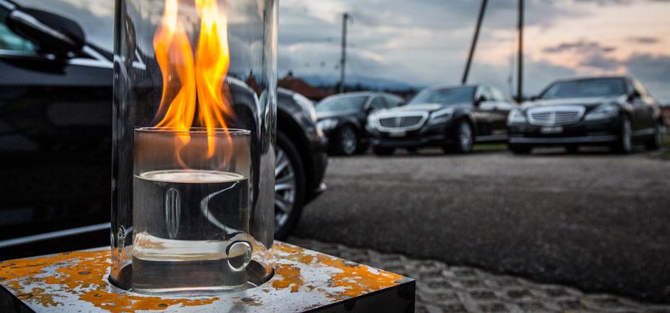 Mercedes Flotte mieten