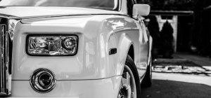 Rolls Royce Phantom mieten ab Zürich