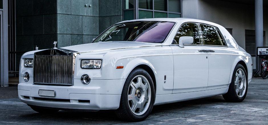 Rolls-Royce-mieten