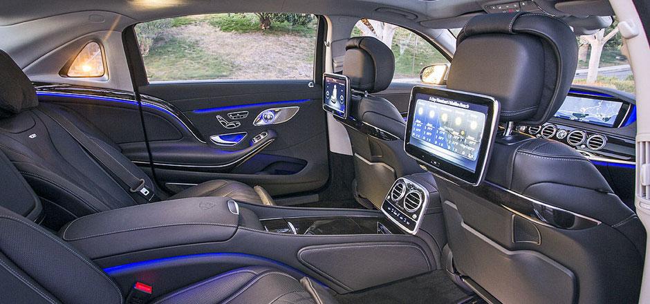 S-Klasse-Mercedes