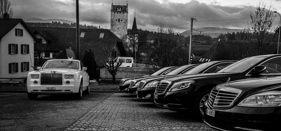 VIP-Limousinen-Service