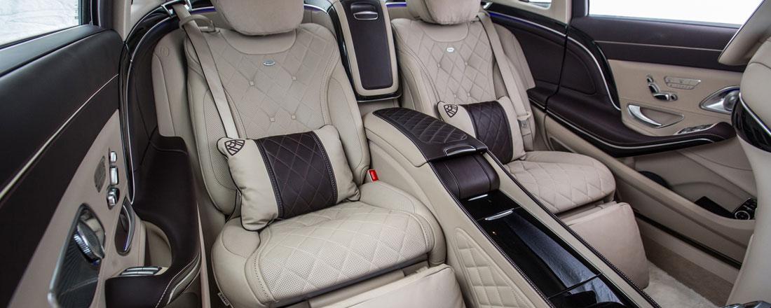 Mercedes Maybach 2016
