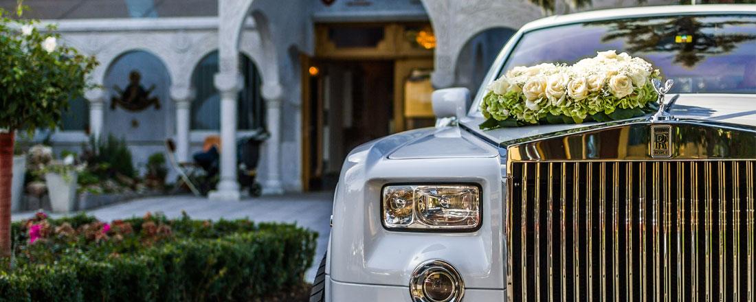 Rolls Royce Phantom mieten