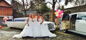 Limousine mieten für Hochzeit