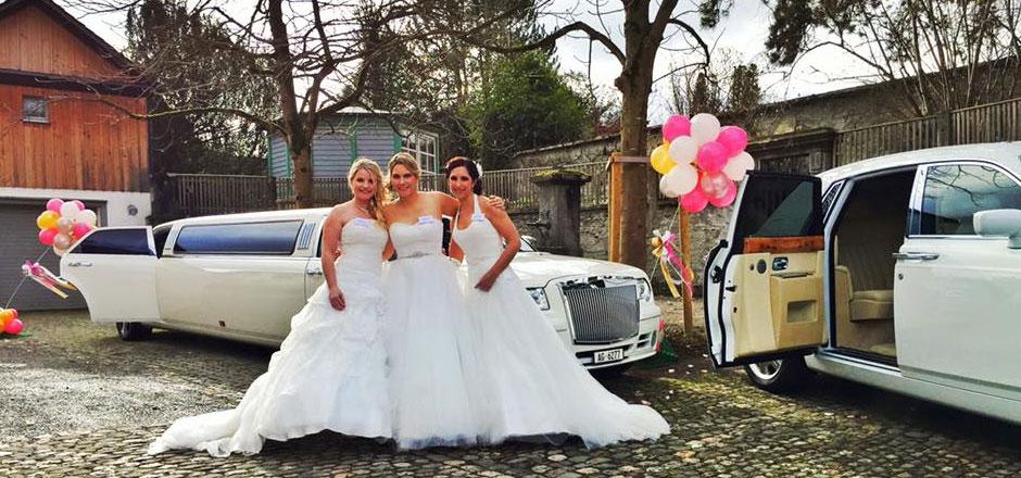Hochzeit-Limousinen-mieten