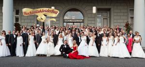 Hochzeitskleiderball 2016