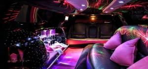 Pink Limousine mieten
