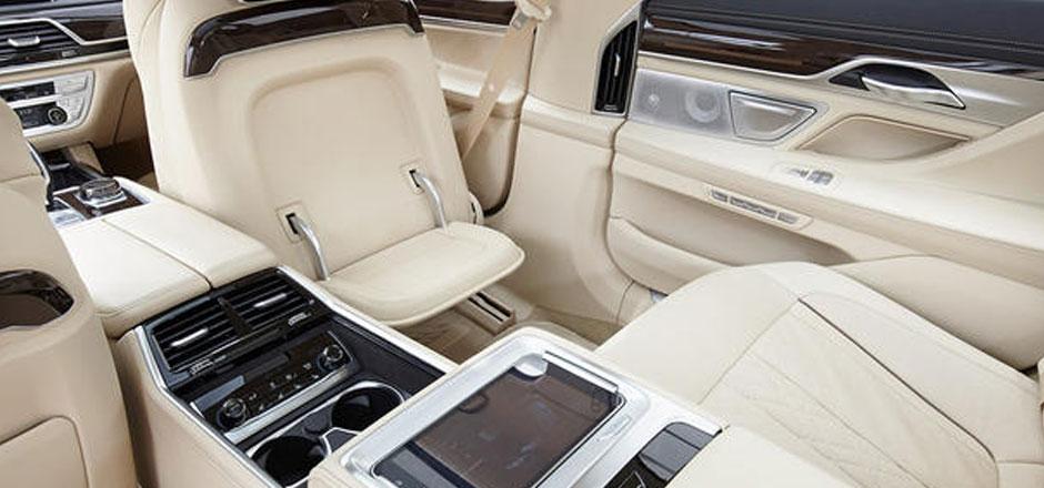 VIP BMW Luxus mieten