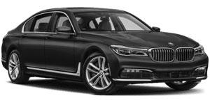 BMW mit Chauffeur mieten
