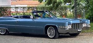 Cadillac mieten Oldtimer